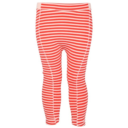 Imps & Elfs Leggings Red Stripes Red