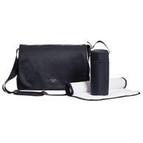 Armani Junior Navy Nylon Branded Changing Bag Laivastonsininen