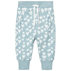 Hummel Heart Pants Stone Blue