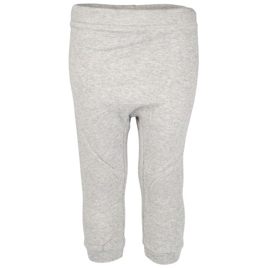 Imps & Elfs Baby Girls Leggings Light Grey Black