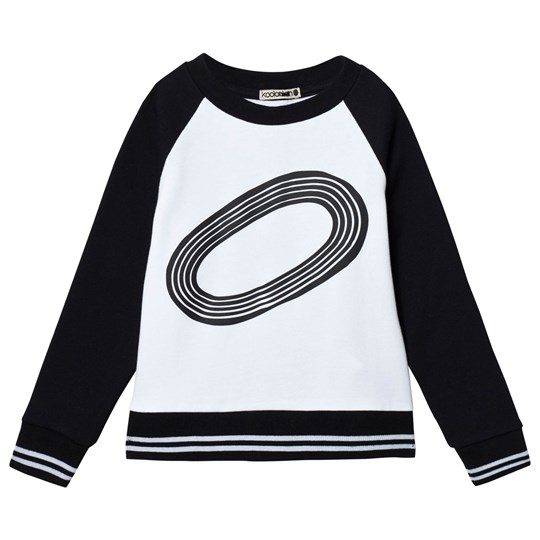 Koolabah Stadium Sweater Black/White Black