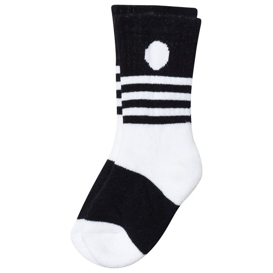 Koolabah Black OS Sock White/Black White/Black