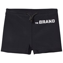The BRAND Swim Shorts Black Black