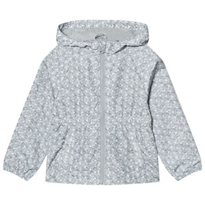 Image of GAP Print Jersey-Lined Windbreaker Dot Print XXL (14 år) (2743771253)