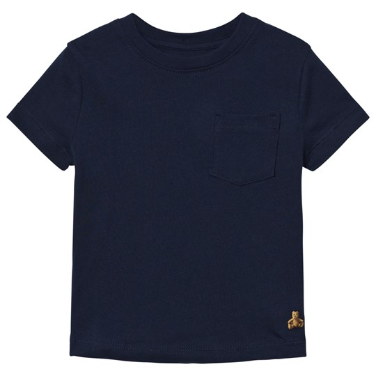 GAP Short Sleeve Pocket Tee Blue Galaxy BLUE GALAXY