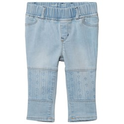 GAP High Stretch Embroidery Jeggings Easy Wash