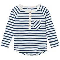 eBBe Kids Donald Grandpa Off White/Seaside Blue Stripe Offwhite/Seaside blue stripe