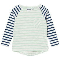 eBBe Kids Darby Raglan Ever Green/Seaside Blue Ever green/seaside blue