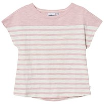 eBBe Kids Doria Tee Off White/Peachy Pink Stripe Offwhite/Peachy pink stripe