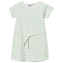 eBBe Kids Daphne Dress Off White/Ever Green Offwhite/Ever green