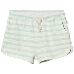 ebbe Kids Daisy Shorts Off White/Ever Green