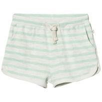 eBBe Kids Daisy Randiga Shorts Off White/Ever Green Offwhite/Ever green