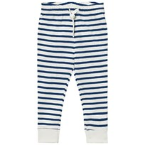 eBBe Kids Devin Low Crotch Pant Off White/Seaside Blue Stripe Offwhite/Seaside blue stripe