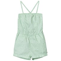 eBBe Kids Camen Romper Green Feathers Green feathers