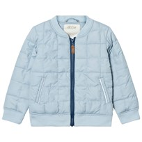 eBBe Kids Ossian Quilted Jacket Pale Stone Blue Pale stone blue