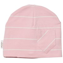 eBBe Kids Extra Beanie Powder Pink/Off White Stripe Powder pink/offwhite stripe