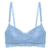 Cosabella Maternity Never Say Never™ Mommie™ Nursing Soft Bra Sorrento Blue Sorrento Blue