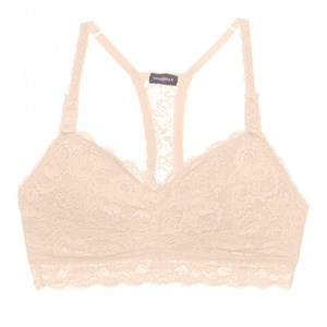 Image of Cosabella Maternity Never Say Never™ Mommie™ Racerback Nursing Bra Blush XL (698116)