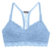 Cosabella Maternity Never Say Never™ Mommie™ Racerback Nursing Bra Sorrento Blue Sorrento Blue