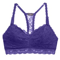 Cosabella Maternity Never Say Never™ Mommie™ Racerback Nursing Bra Regency Purple Regency Purple