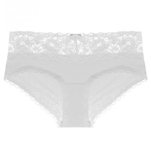 Image of Cosabella Maternity Never Say Never Maternity Hotpant White L (698166)