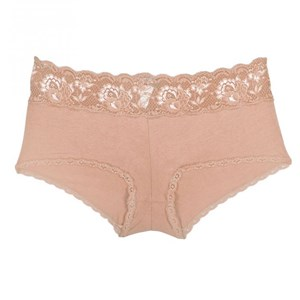 Image of Cosabella Maternity Never Say Never Maternity Hotpant Blush L (698169)