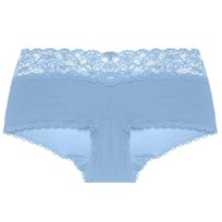 Cosabella Maternity Never Say Never Maternity Hotpant Sorrento Blue Sorrento Blue