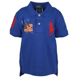 Ralph Lauren SS Big PP Polo Rugby Royal