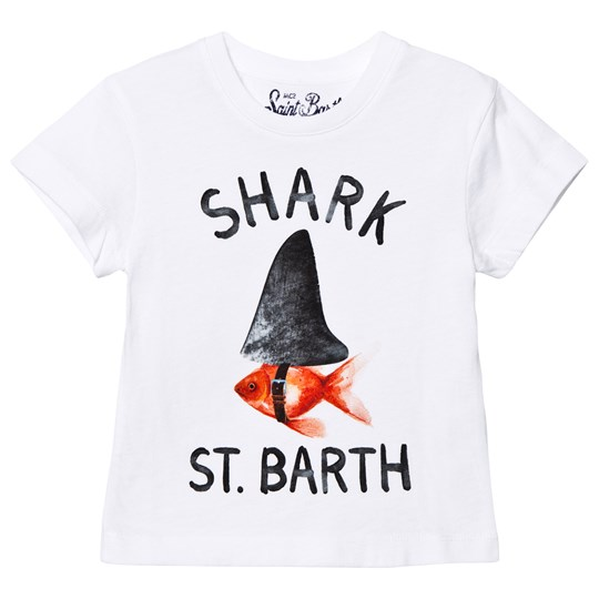 MC2 Saint Barth Goldfish Shark Tee 01 BAITY