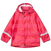Reima Raincoat Vesi Red Red