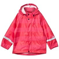 Reima Raincoat Vesi Red Rød