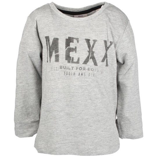 Mexx Kids Boys T-Shirt Grey Black