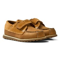Timberland Pokey Pine H L Oxford Stretch Toddler Skor Wheat Wheat Saddleback
