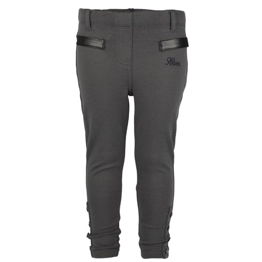 Mexx Kids Girls Pants Grey Black