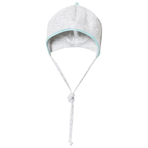 Image of Maximo Baby Hat Grey Turquoise 33 cm (2743694917)