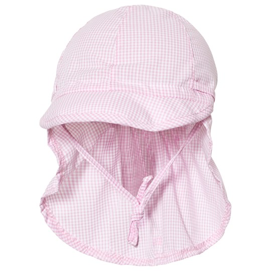Maximo Sun Hat Neck Flap Pink Pink