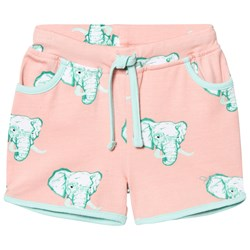 Livly College Shorts Coral Elephant