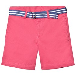 Ralph Lauren Coral Classic Chino Shorts Belt