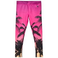 Hurley Hyper Pink Sublimation Leggings A96