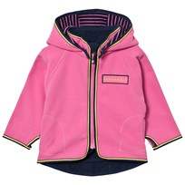 Geggamoja Fleece Jacket Pink Pink