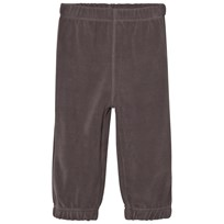 Celavi Fleece Pants Grey Black
