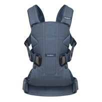 Babybjörn Baby Carrier One Classic Denim/Midnight Blue Midnight Blue