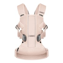 Babybjörn Baby Carrier One Air Powder Pink Powder Pink