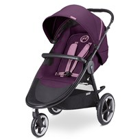 Cybex Eternis M3 Stroller Grape Juice фиолетовый