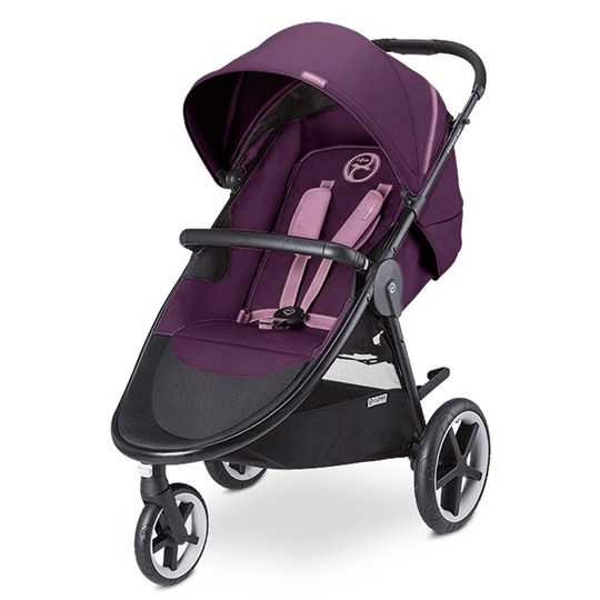 Cybex Eternis M3 Stroller Grape Juice Violetti