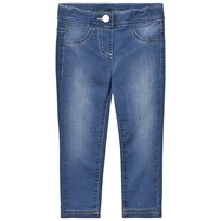 United Colors of Benetton Denim Jeggings Blue Blue