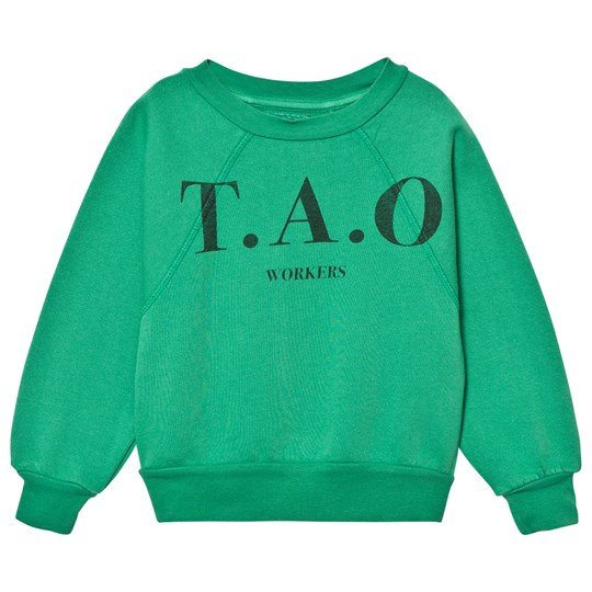 The Animals Observatory Shark Sweatshirt Green Tao Workers Green Tao Workers
