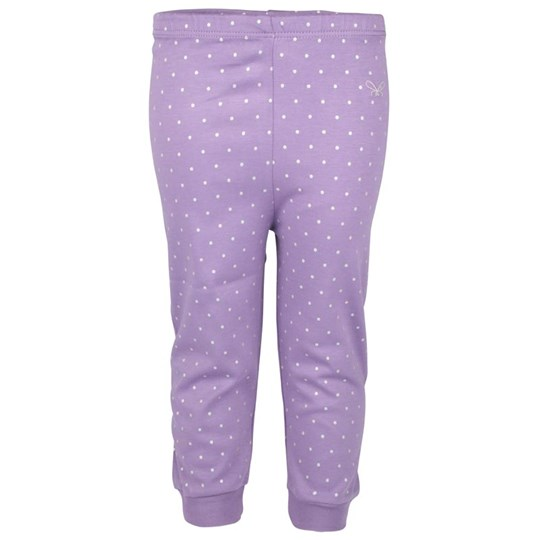 Livly Saturday Pants Violet/Silver Purple