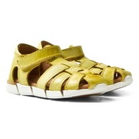 Bisgaard Sandals Yellow Yellow