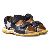 Bisgaard Sandals Blue Blue